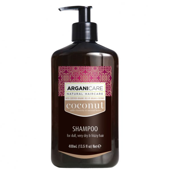 shampoing ultra-nourrissant et hydratant – coco